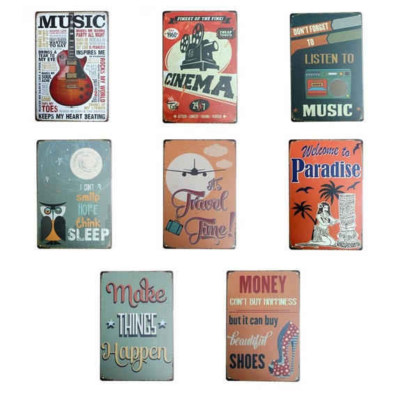SIGNT a Home Without a Dog is Just a House Decorative Signs Metal Iron Tin Sign Vintage Pet Dog Decoration Art Bar Home Decor Gifts Size 8X12inches