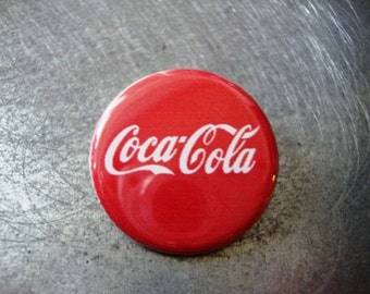 Coca-Cola Pin or Magnet