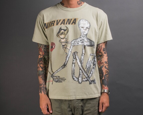 Vintage 1993 Nirvana Insecticide T-Shirt