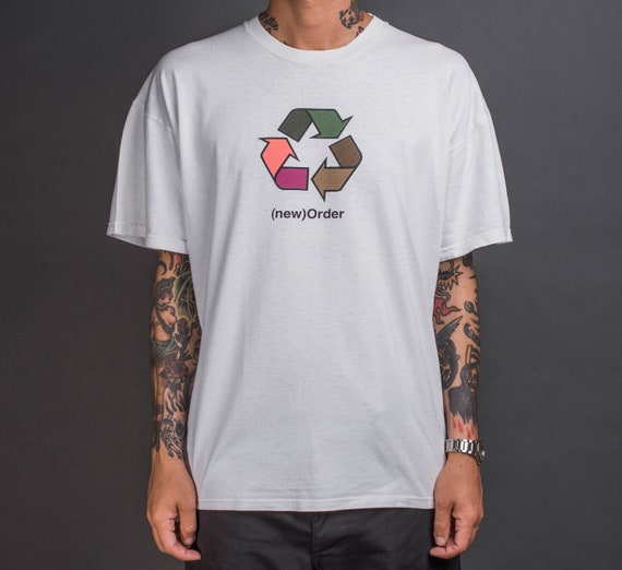 Vintage 90's New Order T-Shirt