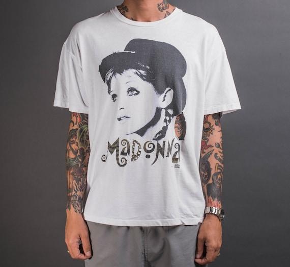 Vintage 1993 Madonna The Girlie Show T-Shirt