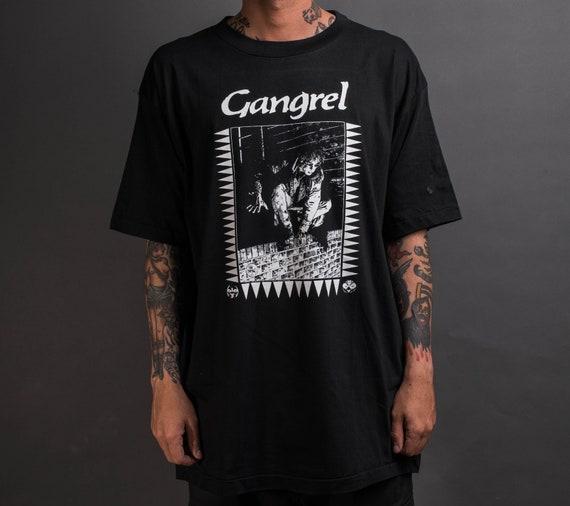Vintage 1992 Vampire Masquerade Gangrel T-Shirt