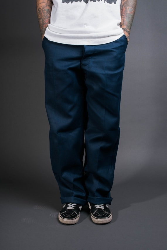 Vintage 80's French Workwear Pants