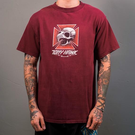 Vintage 90's Birdhouse Tony Hawk T-Shirt