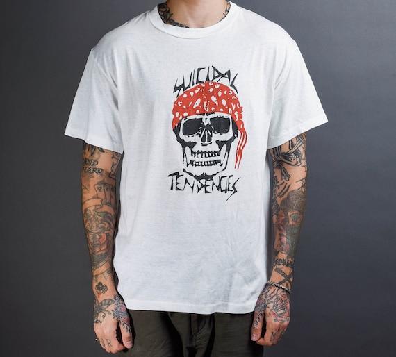 Vintage 80's Suicidal Tendencies T-Shirt