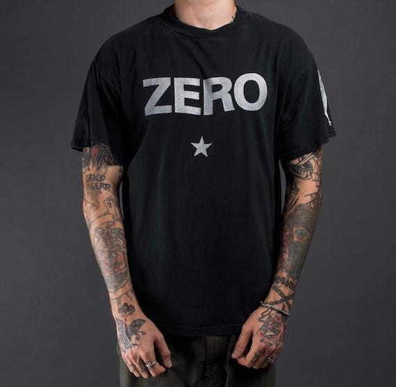 Vintage 90's Smashing Pumpkins Zero T-Shirt
