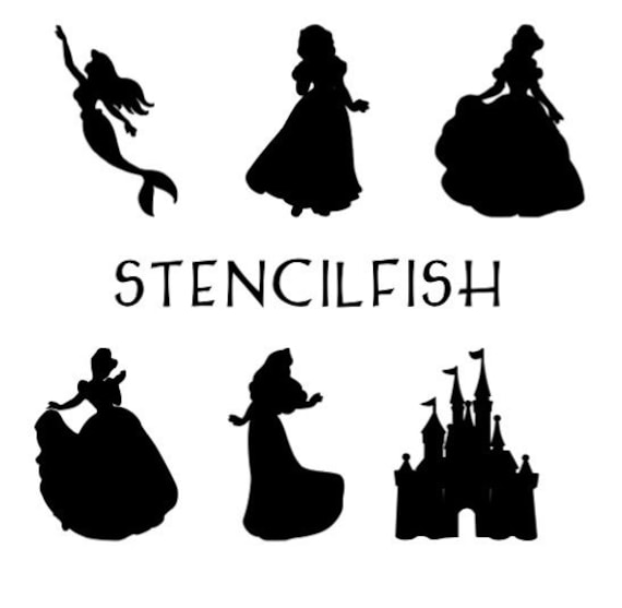 Stencil Airbrush Craft Stencil Marry poppins stencil Card making