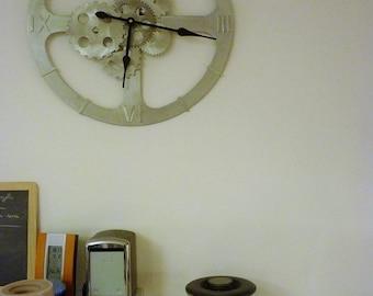 """Clock gear """"Vremya"""" By Watos"""