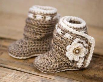Crochet Booties Pattern, Crochet Baby Booties Pattern, Baby Shoes Pattern, Crochet Pattern Baby Shoes, Crochet Pattern for Baby Girl