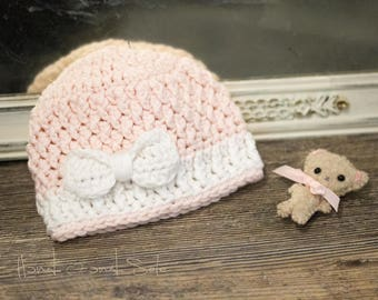 Crochet Hat Pattern Crochet Baby Hat Pattern Baby Girl Hat  5becc2aeed9