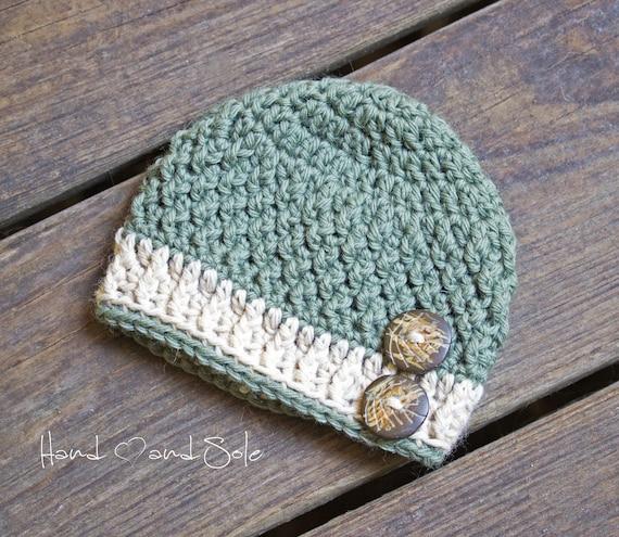 Crochet Pattern Crochet Baby Hat Pattern Crochet Hat Pattern Etsy