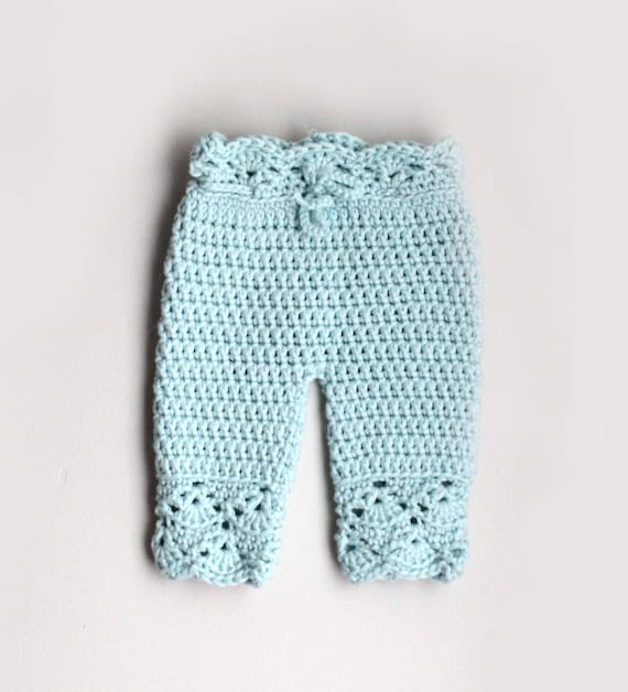 Crochet Pattern Crochet Pants Pattern Crochet Baby Pants Etsy Magnificent Crochet Clothing Patterns