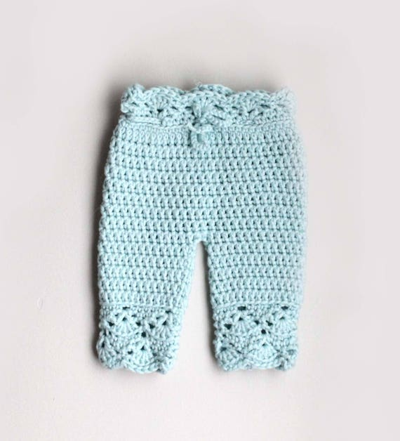 Crochet Pattern Crochet Pants Pattern Crochet Baby Pants Etsy