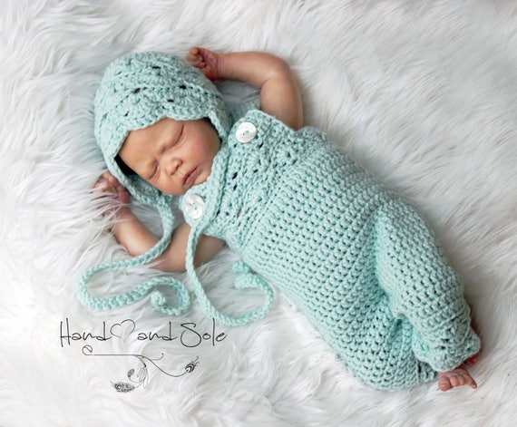 Crochet Pattern Crochet Bonnet Pattern And Crochet Baby Etsy