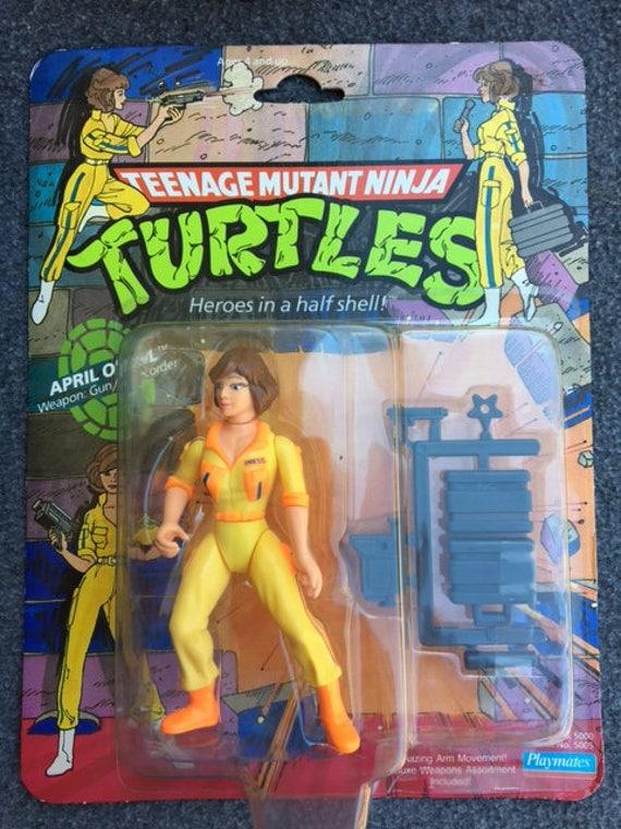 April O/'Neil Camera Weapon 1988 TMNT Teenage Mutant Ninja Turtles