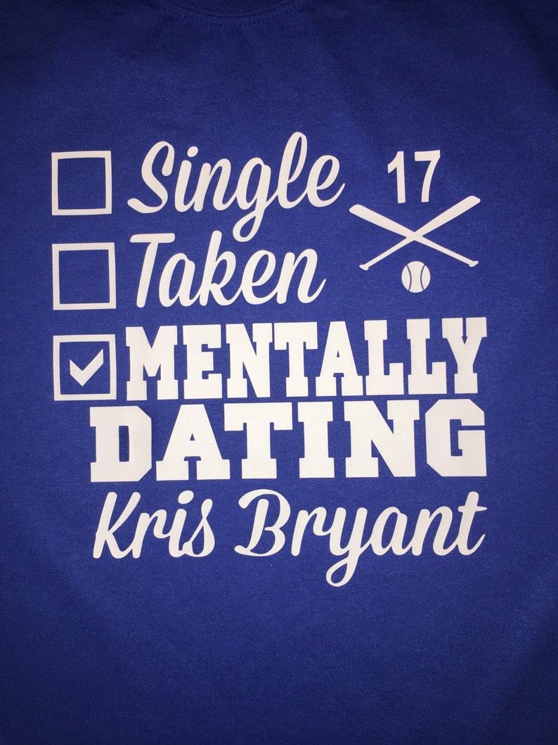 big sale d6016 44334 Chicago Cubs Kris Bryant World Series Tee T-shirt
