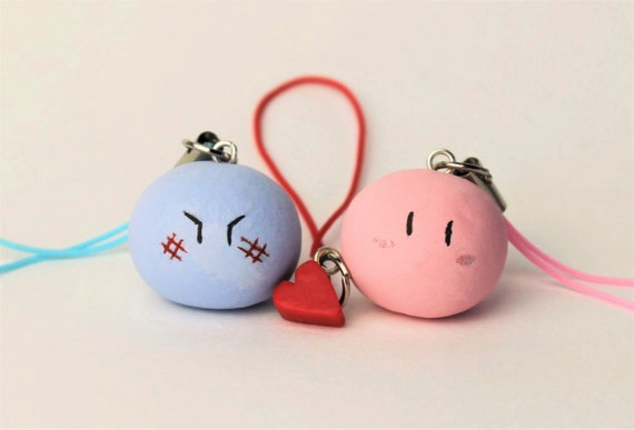 Clannad Dango Family Charms Etsy
