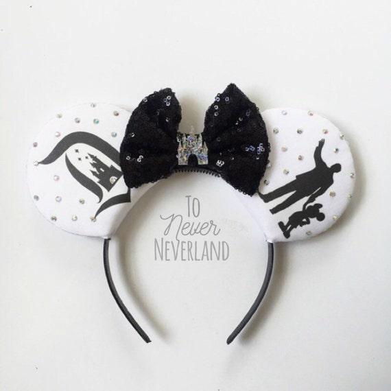 Oreilles De Mickey De Walt Disney Disneyland Inspire Des Etsy