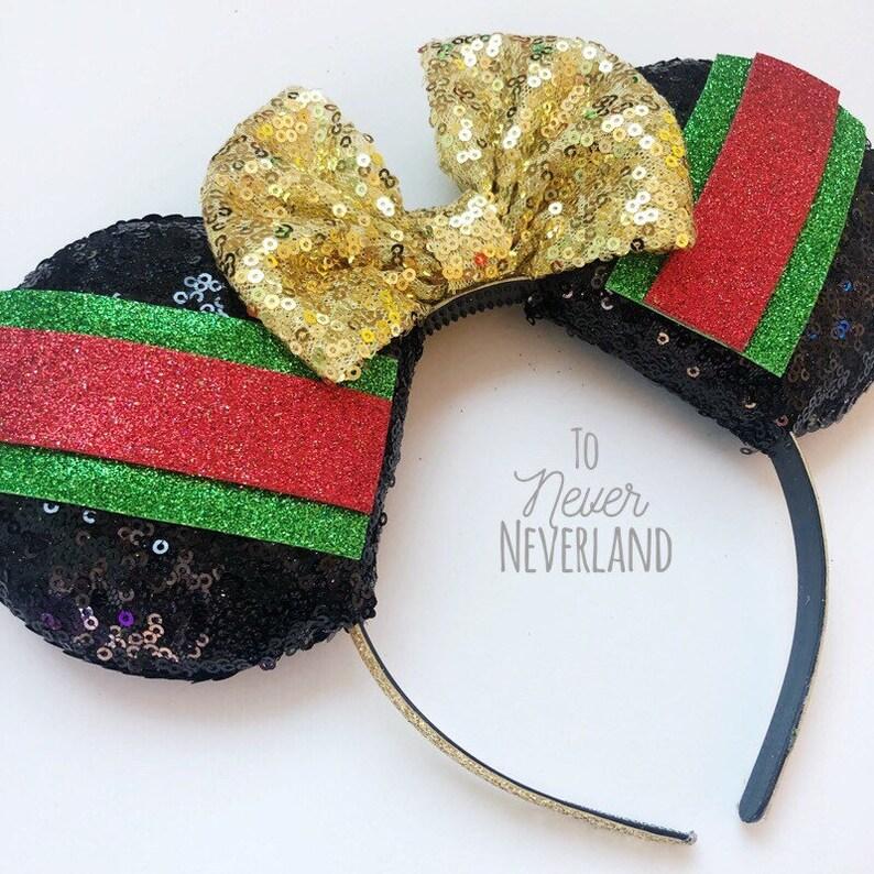 94c6a7eda ... Gucci Mickey Ears Gucci Inspired Minnie Ears Designer Mickey image 4 ...