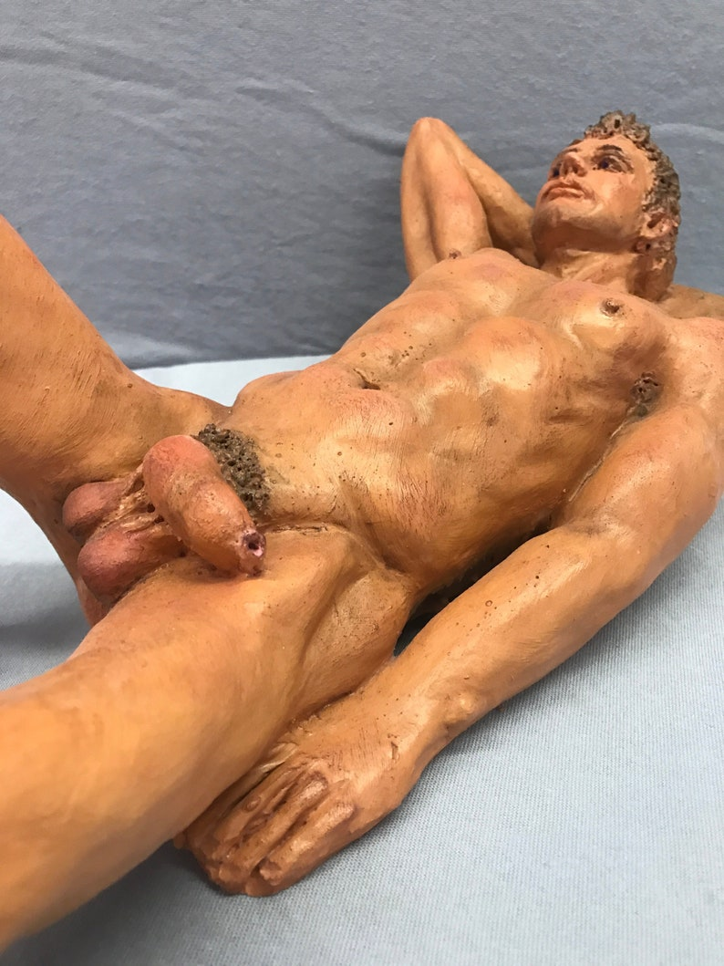 naked male