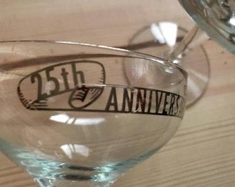 Anniversary toast etsy