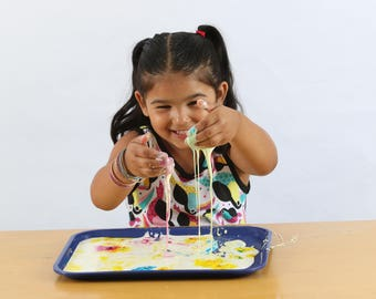 Art Kit for Kids / Oobleck Activity Kit / Kids Craft Kit / Learning Toys for 3 Year Olds / Art Toys / Kids Science Kit / Creative Toys