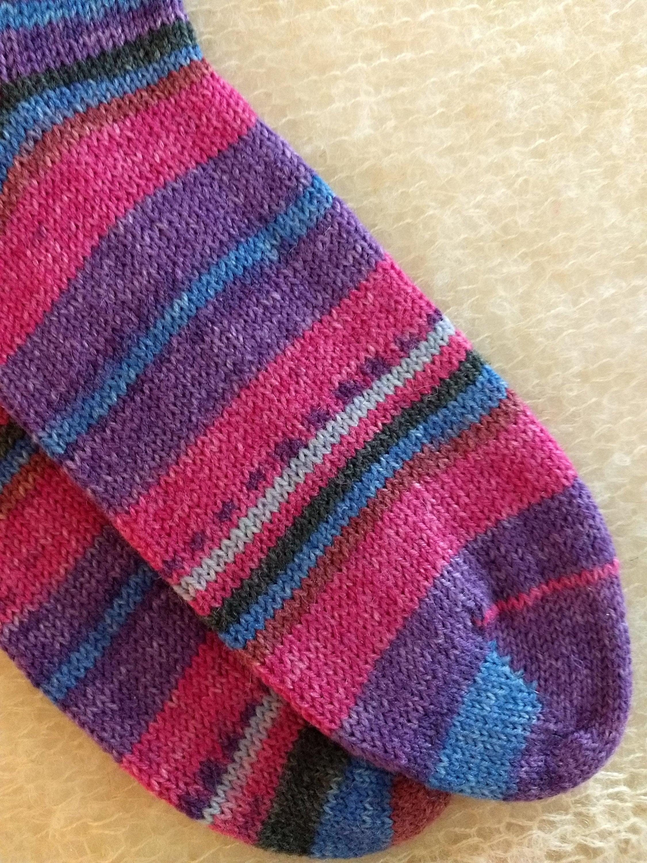 BoHo socks Teen Socks Women/'s Socks Wool socks Women/'s size 9-10 Hand Made Wool Socks Hand Cranked Socks Steampunk socks