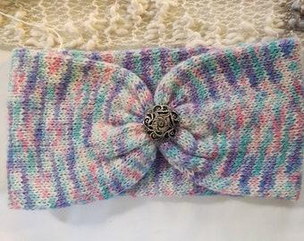 Alpaca headband , Woman's knit headband, baby alpaca headband, slouchy beanie, Baby Alpaca beanie, teen's hat, girl's hat, youth beanie