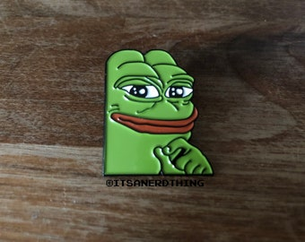 Pepe The Frog Etsy