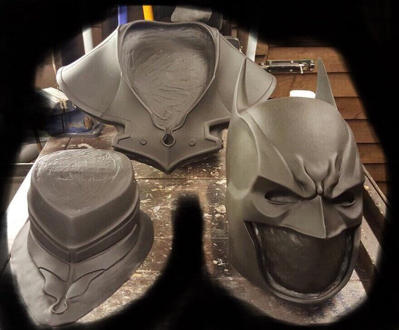 AK Gauntlet Plates Costume Cosplay Movie Prop Replica
