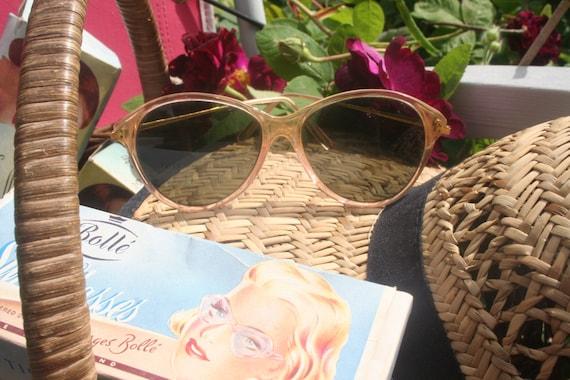 original Vintage sunglasses, 1950's sunglasses, ro