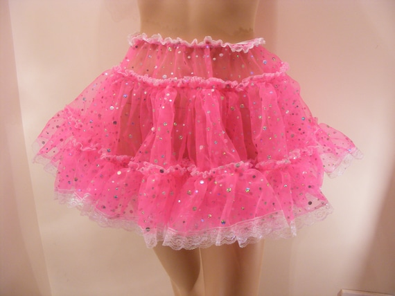 Sissy adult baby Frilly Rose Cheville Chaussettes fancy dress kawaii cosplay Hommes Femmes