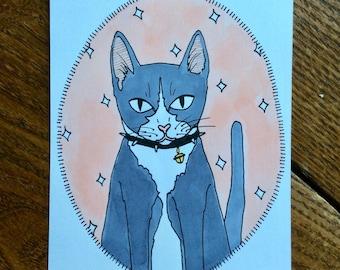 Original Cat Portraits