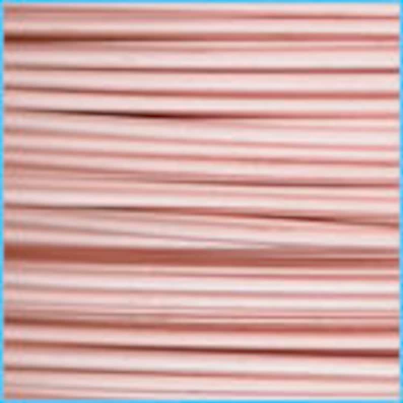 Color Oro Rosa Artistic Wire Artistico