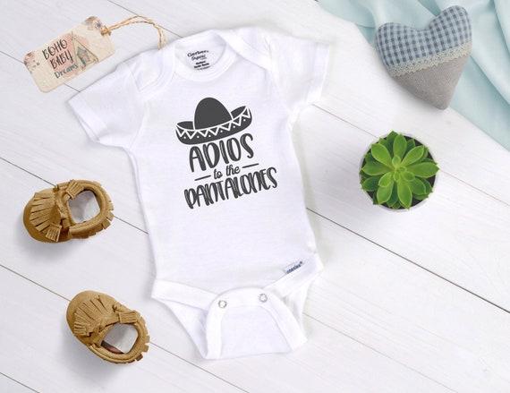 30407efb56f0 Adios to the Pantalones Baby Onesie®