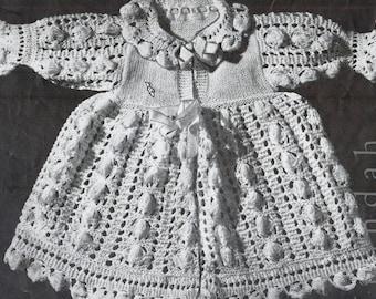 e4f1e7134 Vintage baby knits