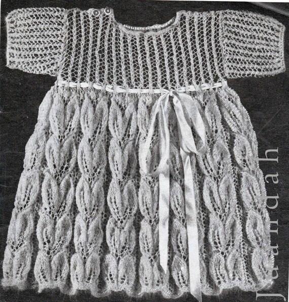 Pdf Rare Book Of Vintage Baby Knits 1930s Knitting Patterns Etsy