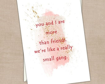 Gang Friends