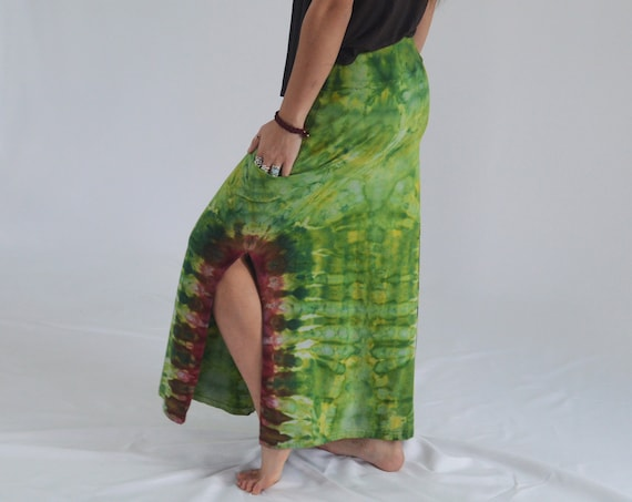 The Wanderer Maxi Skirt with Pockets - Small