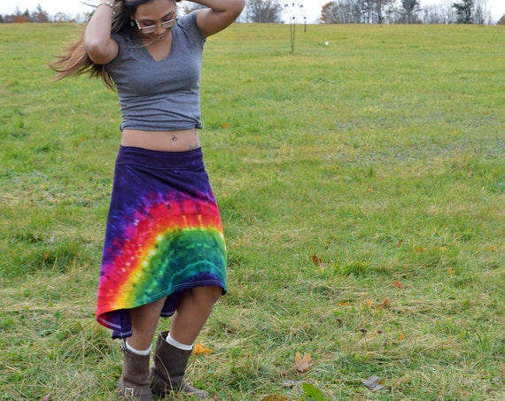 Organic Cotton ARCHES SKIRT Small