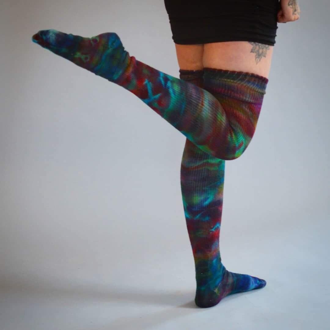 0322dc0df Extra Tall Thigh High Socks  1