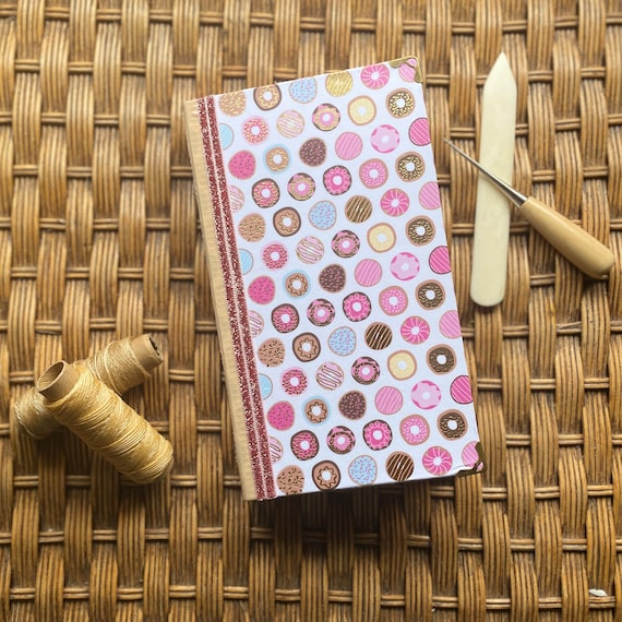 Handcrafted Donut Journal