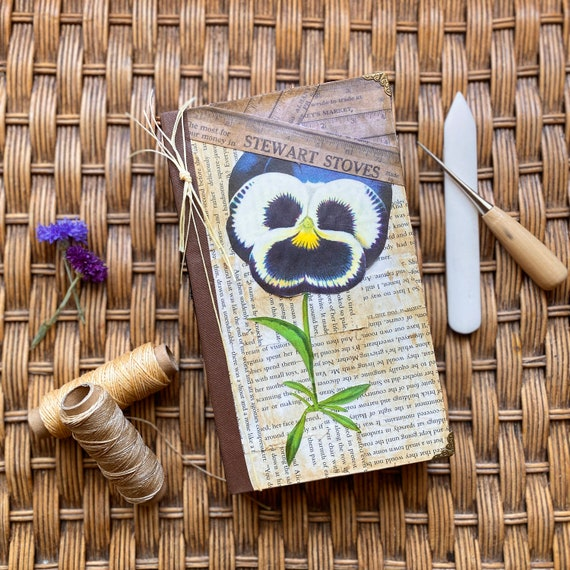 Handcrafted Journal