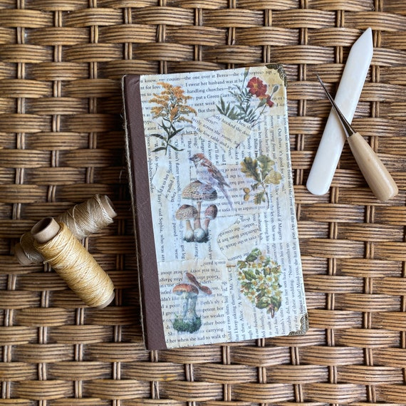 Handcrafted Nature Journal