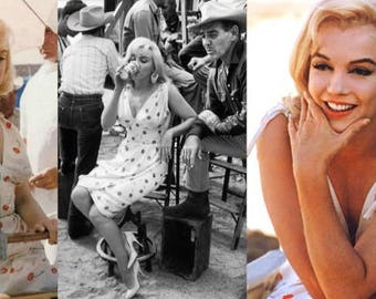 14828f7294 Made to order Marilyn Monroe cherry dress