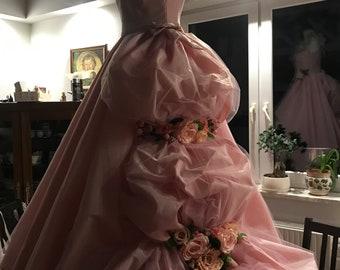 Phantom Gown Etsy