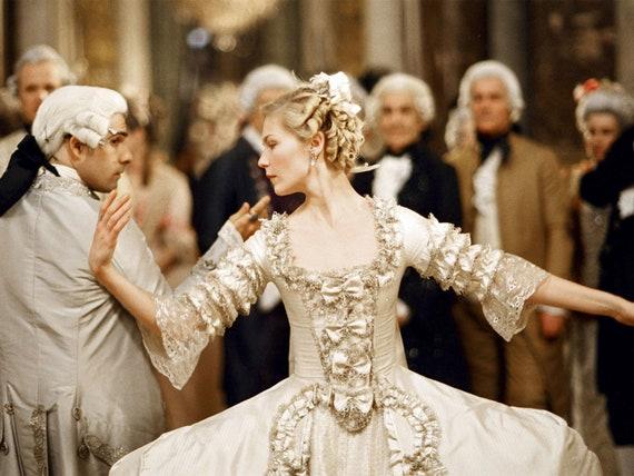 Made to order custom Marie Antoinette movie wedding dress | Etsy