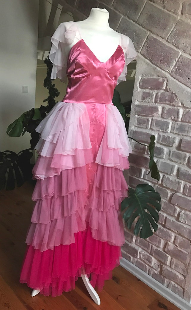 Hermione Granger Prom Ball Dress Gown Costume Cosplay Harry | Etsy