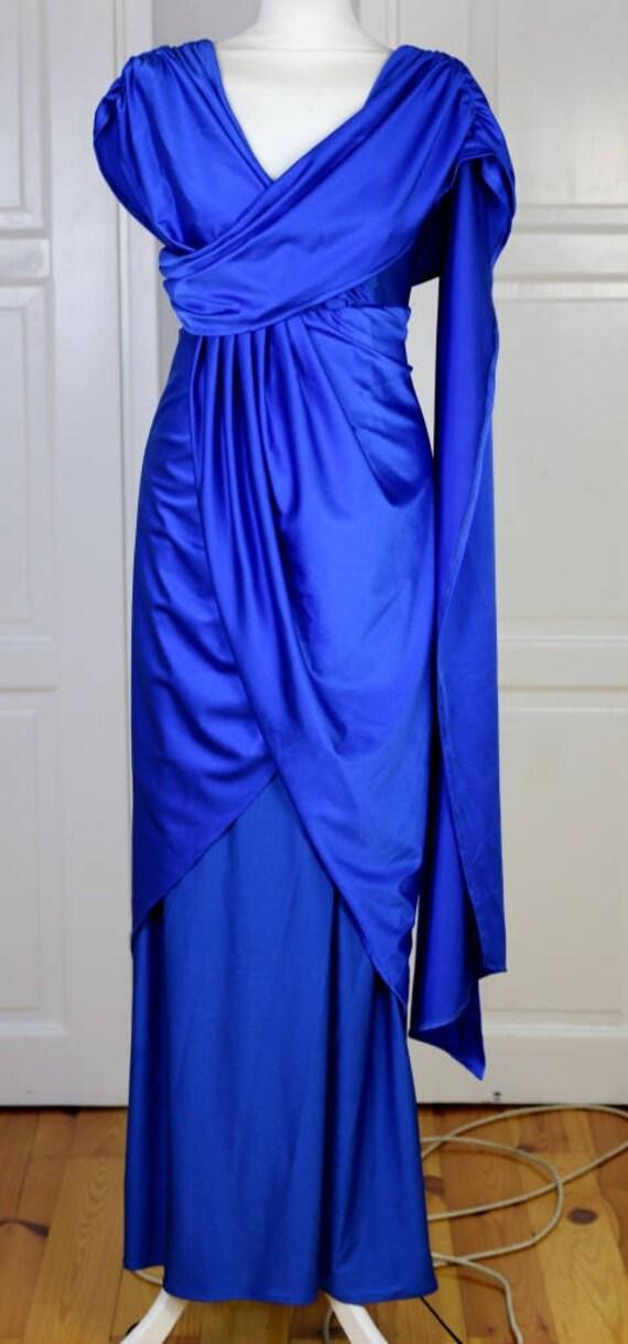 Wonder Woman Blue Dress Cosplay Costume | Etsy