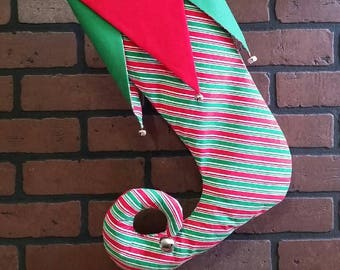 a1977313e Christmas jester stockings